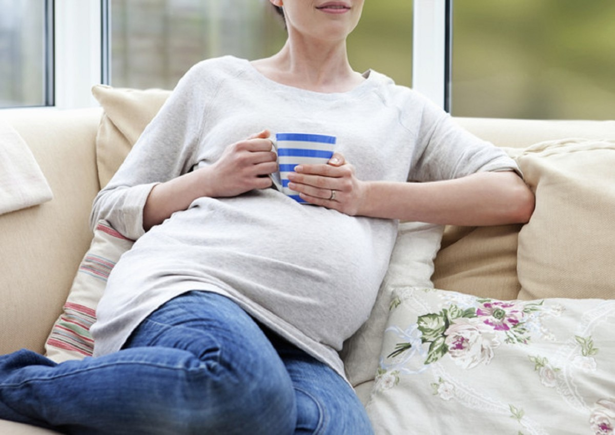 Как пить чабрец беременной