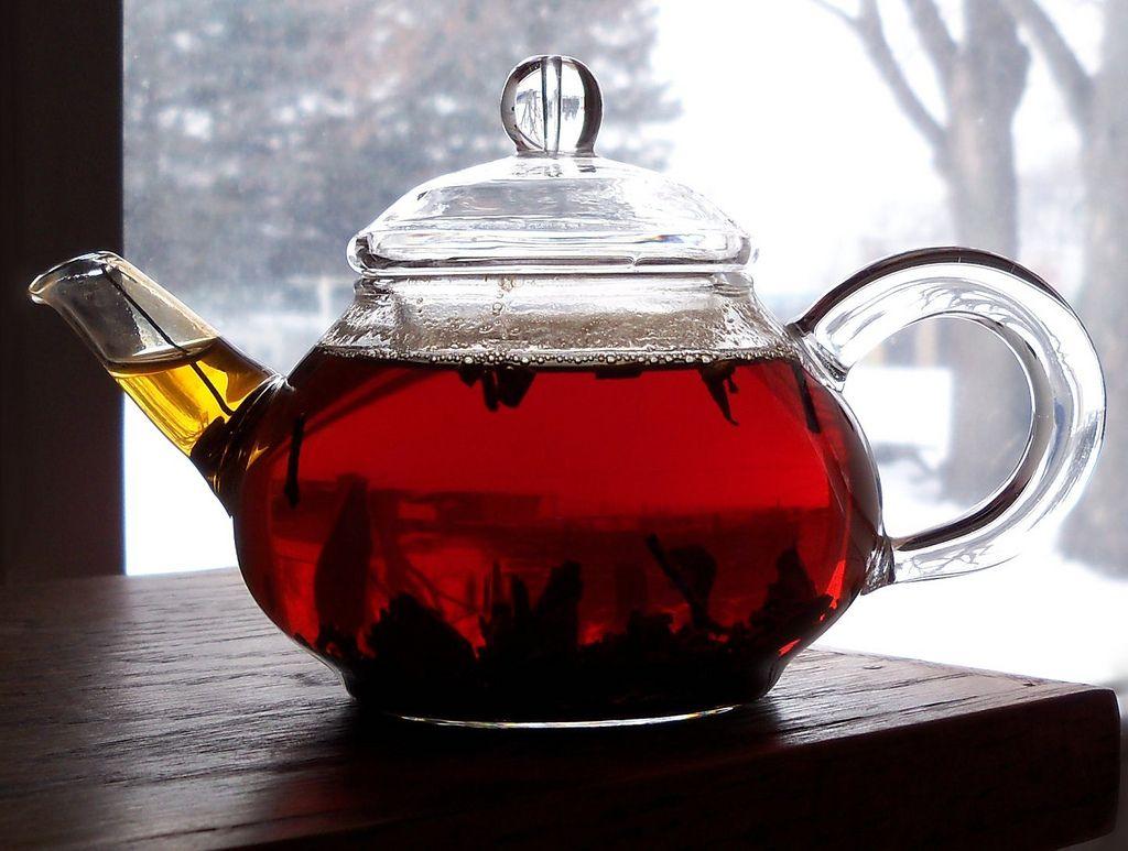Крупнолистовой черный цейлонский чай