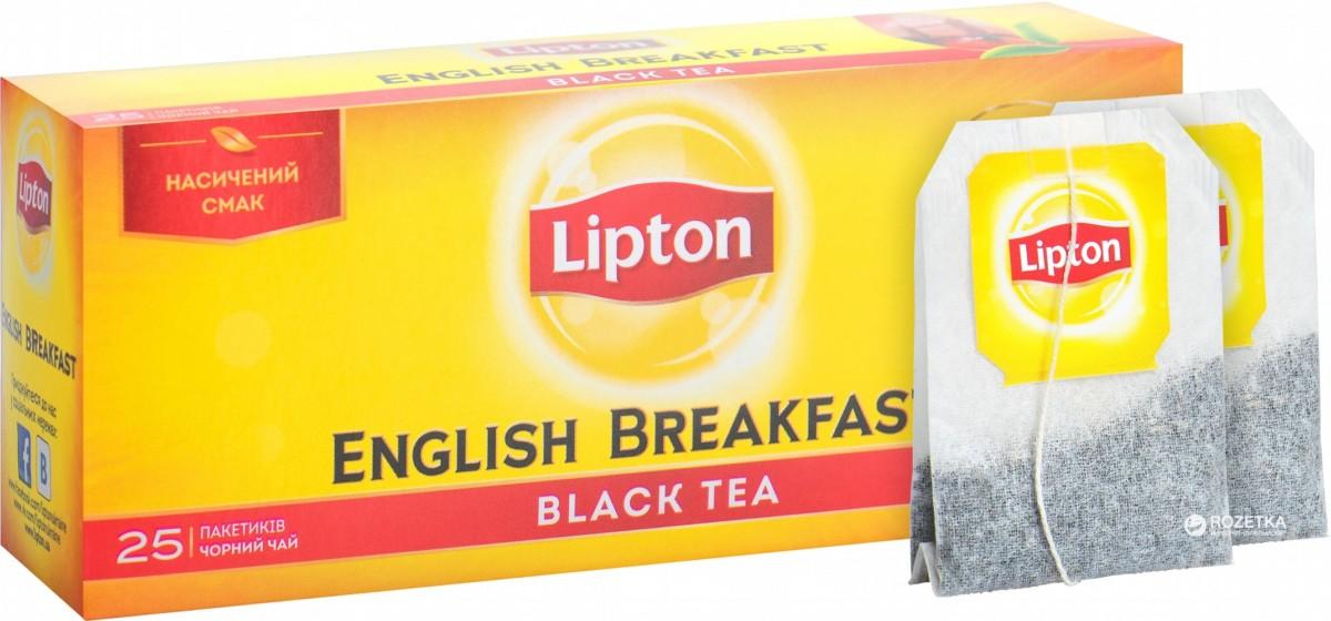Lipton English Breakfast