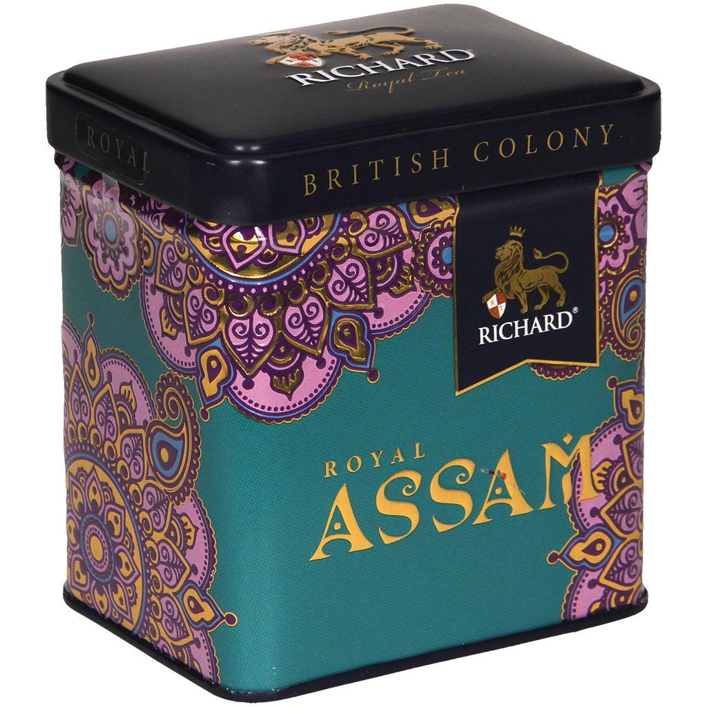 Чай ричард Ассам
