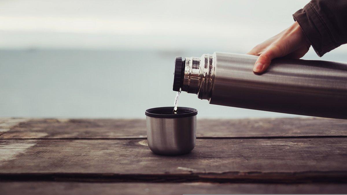 Настаивание чая в термосе