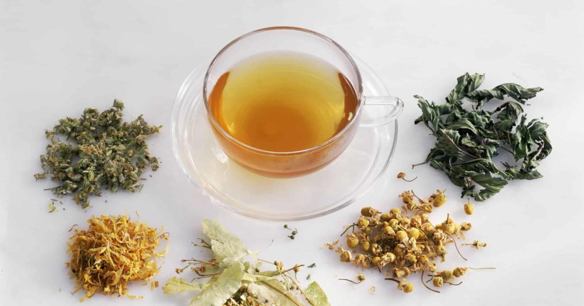 Чай ромашки мочегонный