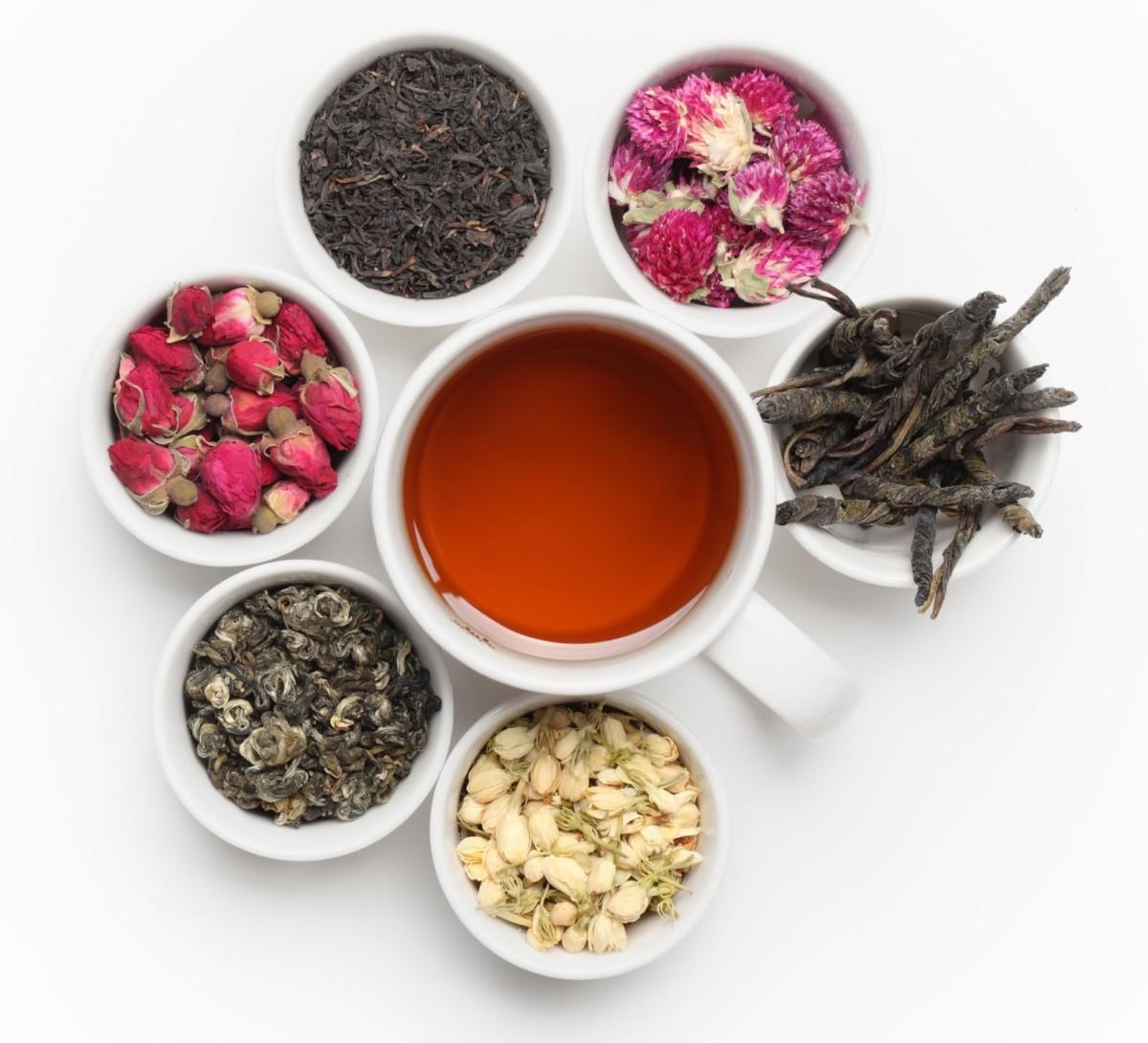 Какой чай выбрать