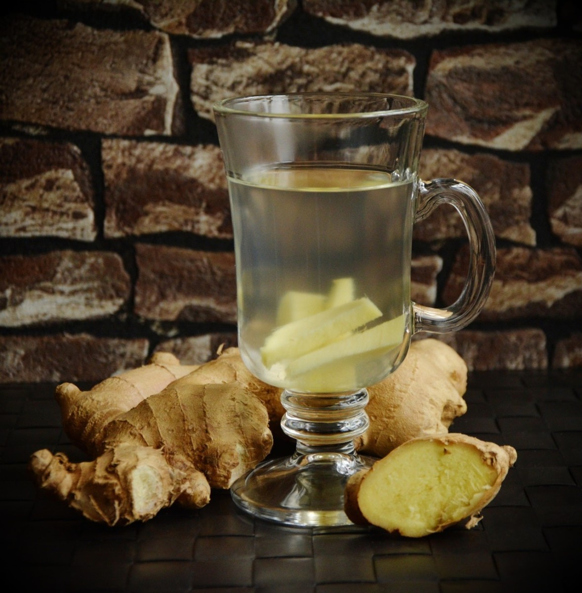 Как правильно заварить имбирь с лимоном