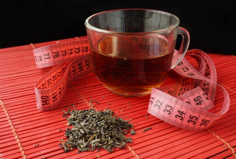 Чайная зеленая диета