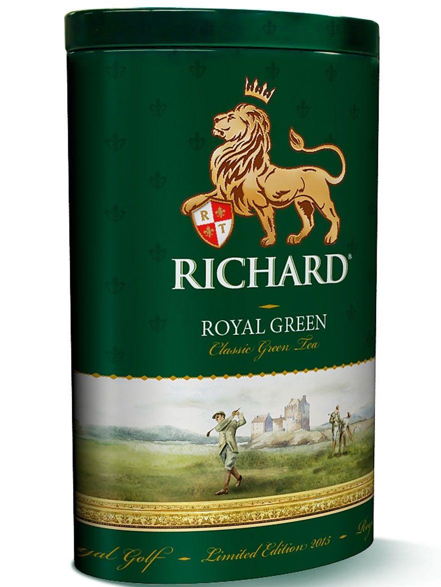 Зеленый чай Ричард
