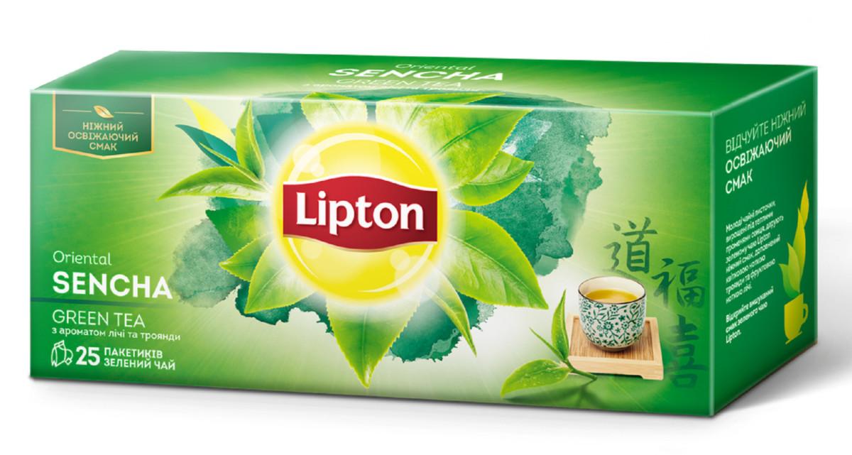 Зеленый Липтон