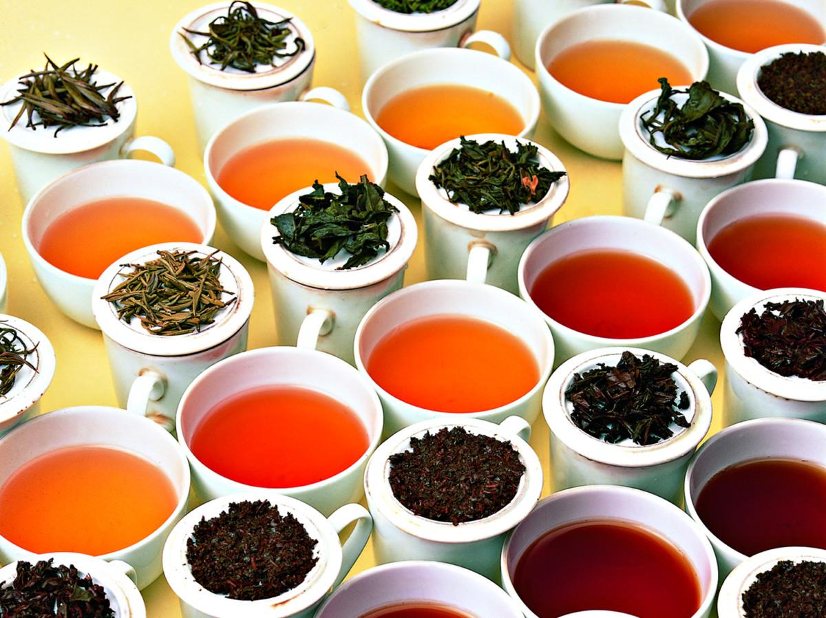 Рейтинг сортов чая