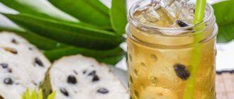 Чай с добавлением саусепа
