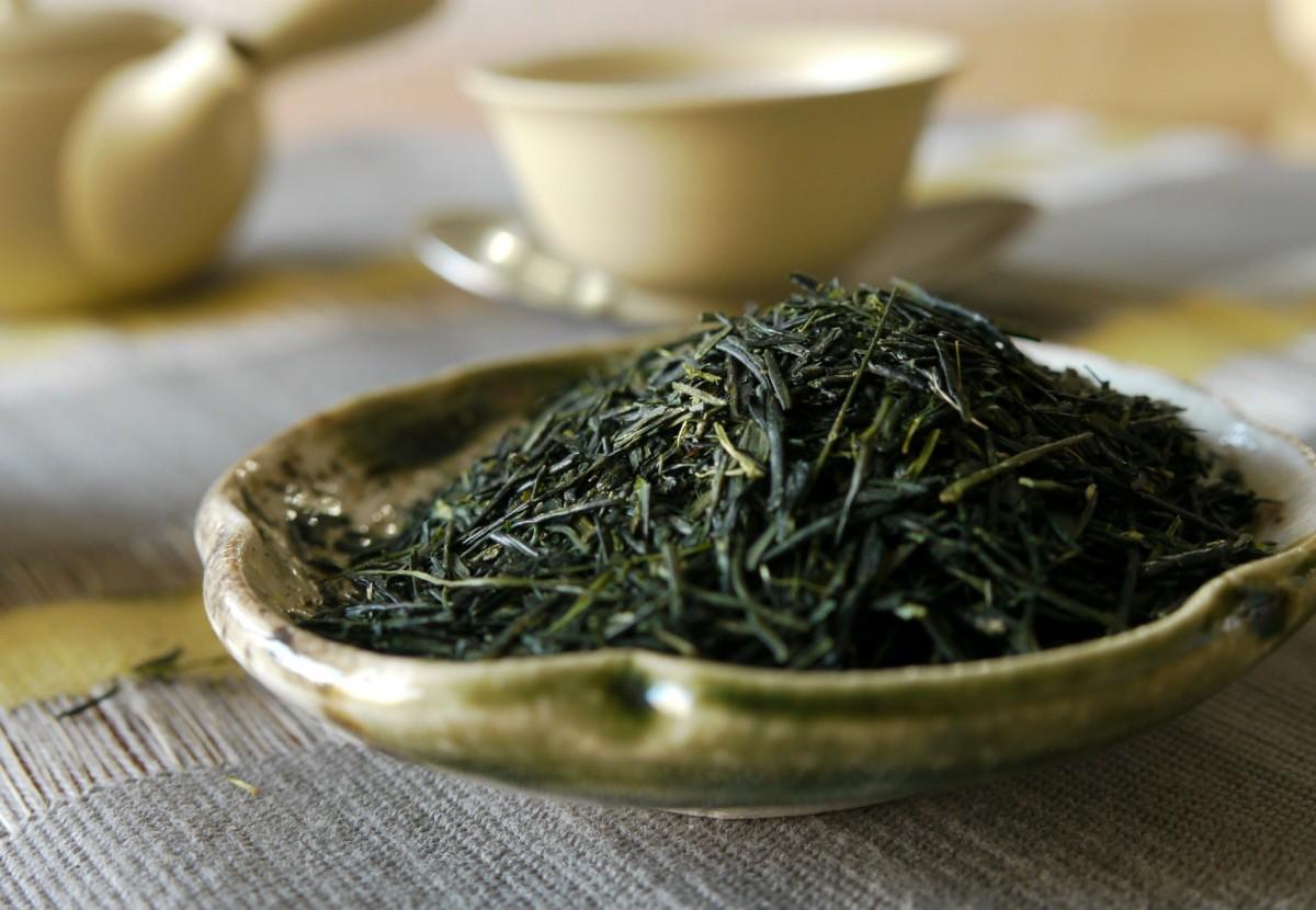 Японский зеленый чай Сенча (Сэнтя)