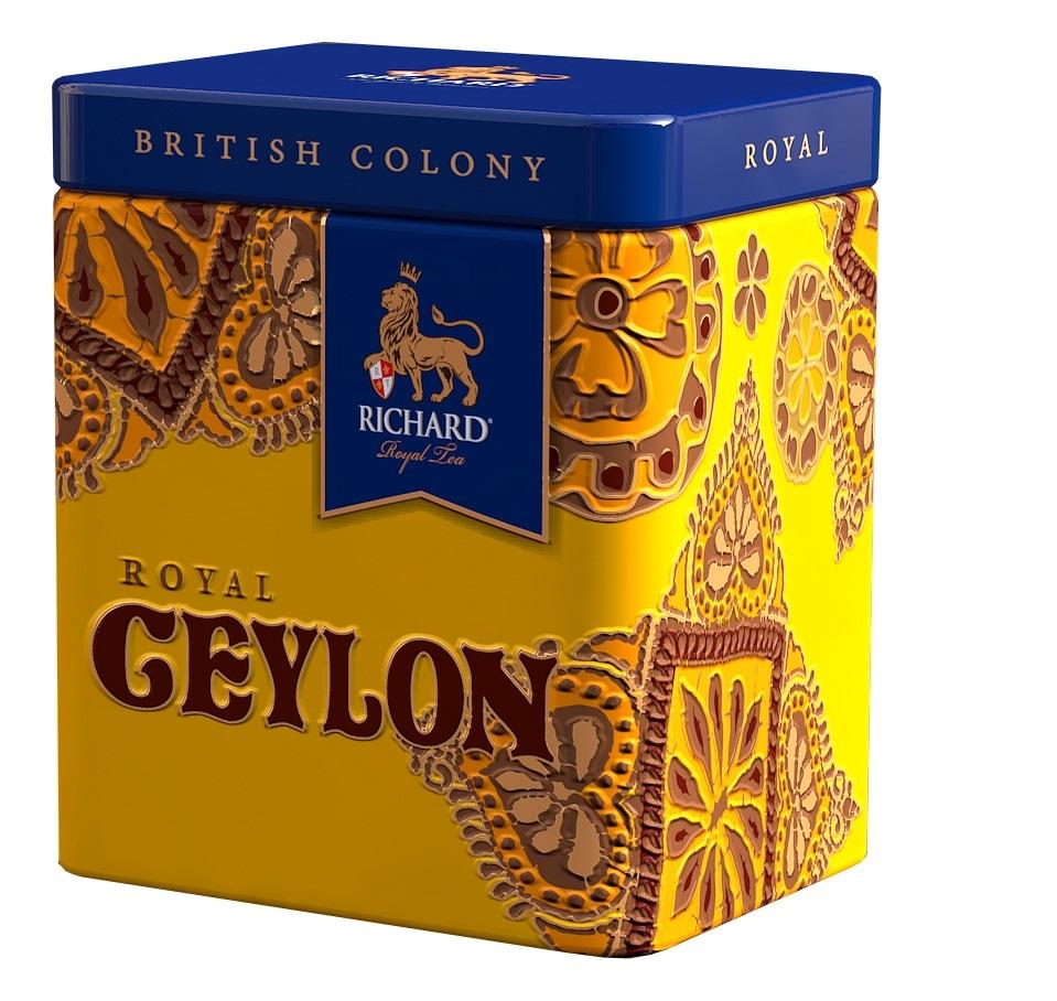 Чай ричард цейлонский