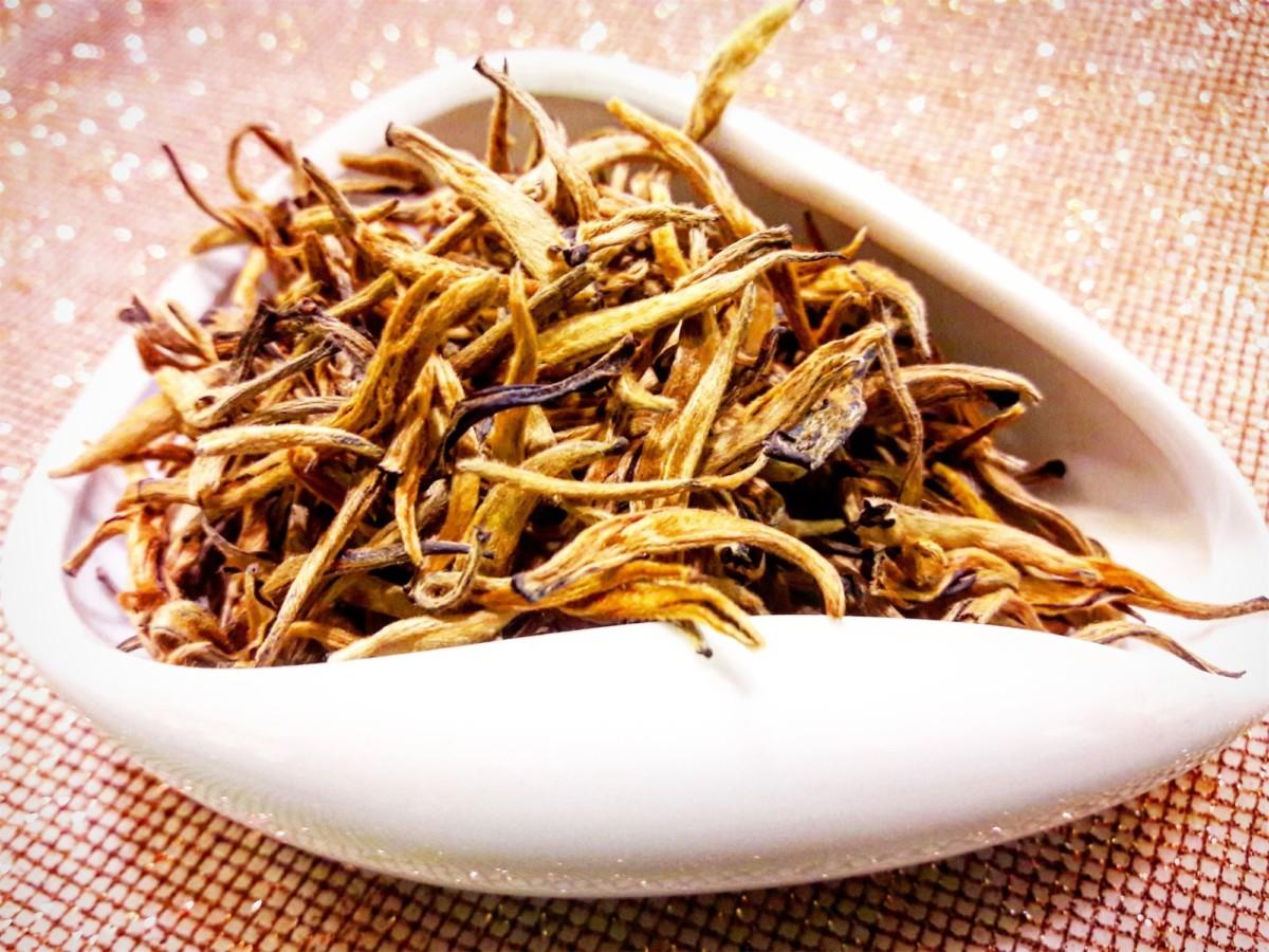 Типсовый чай