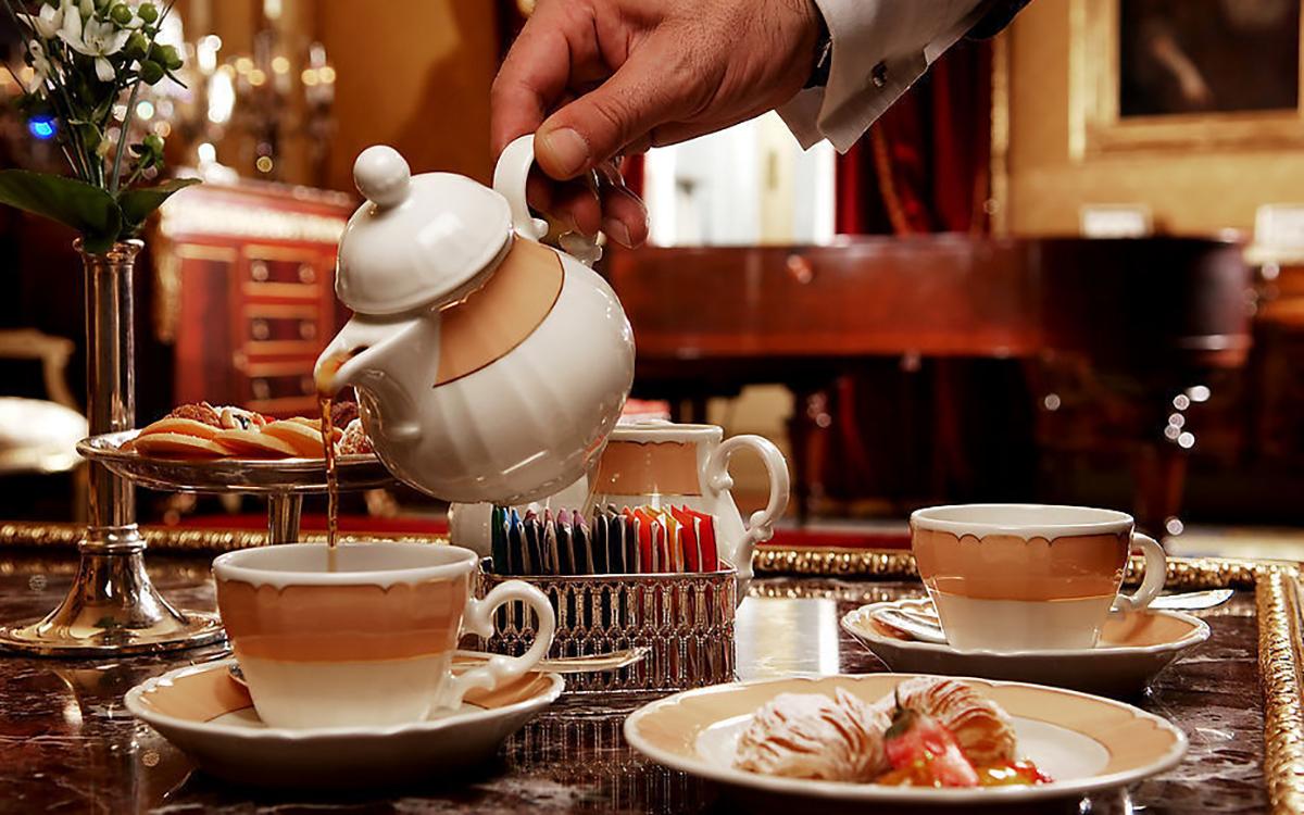 Сегодня англичане отдают предпочтение индийскому чаю