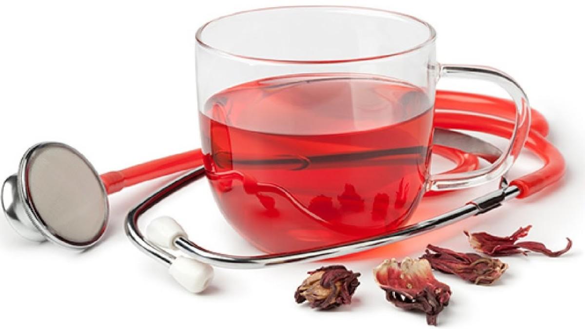 Чай каркаде при диабете 2 типа содержит такое натуральное биологически активное вещество, как каптоприл