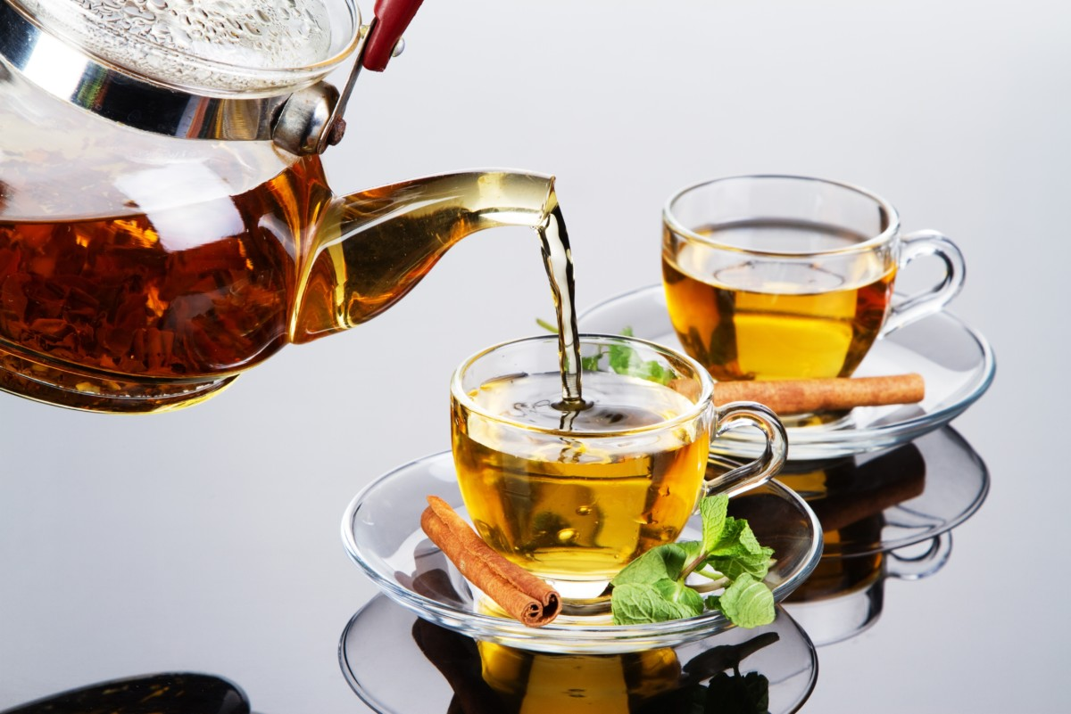 Не стоит пить много чая с мятой перед свиданием, работой, поездкой на машине