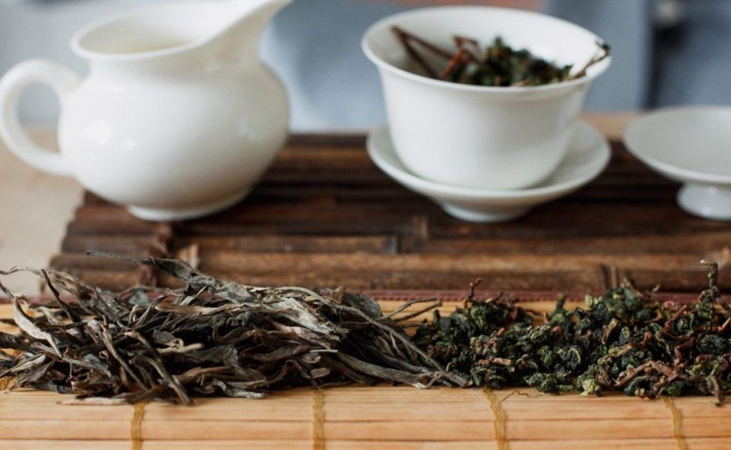 Китайские картинки чая