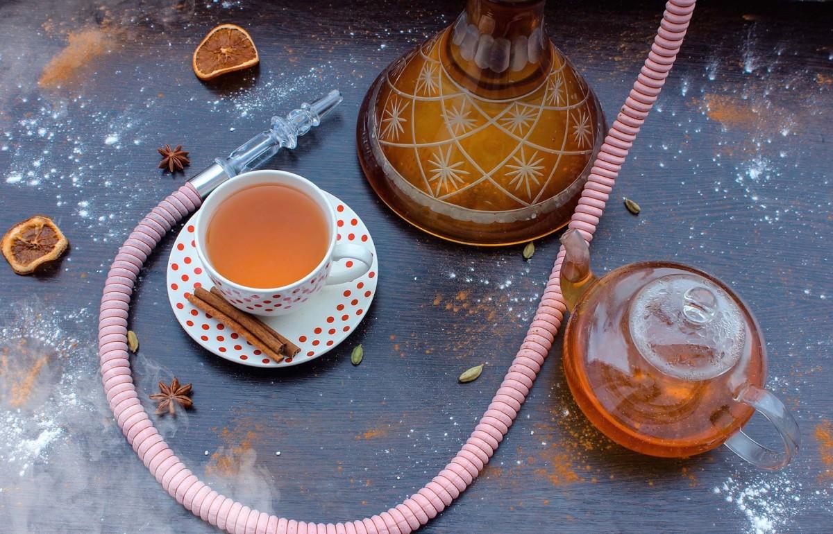 Выбираем чай для кальяна