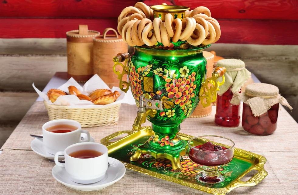 Баранки к чаю