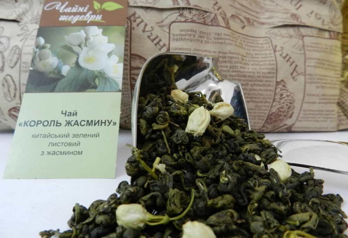 6 полезных веществ жасминового чая