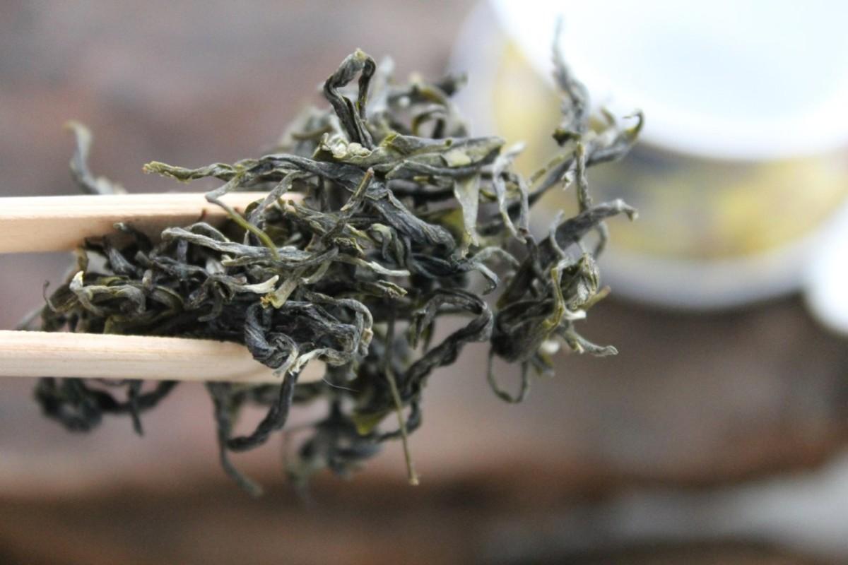 Щепотка чая