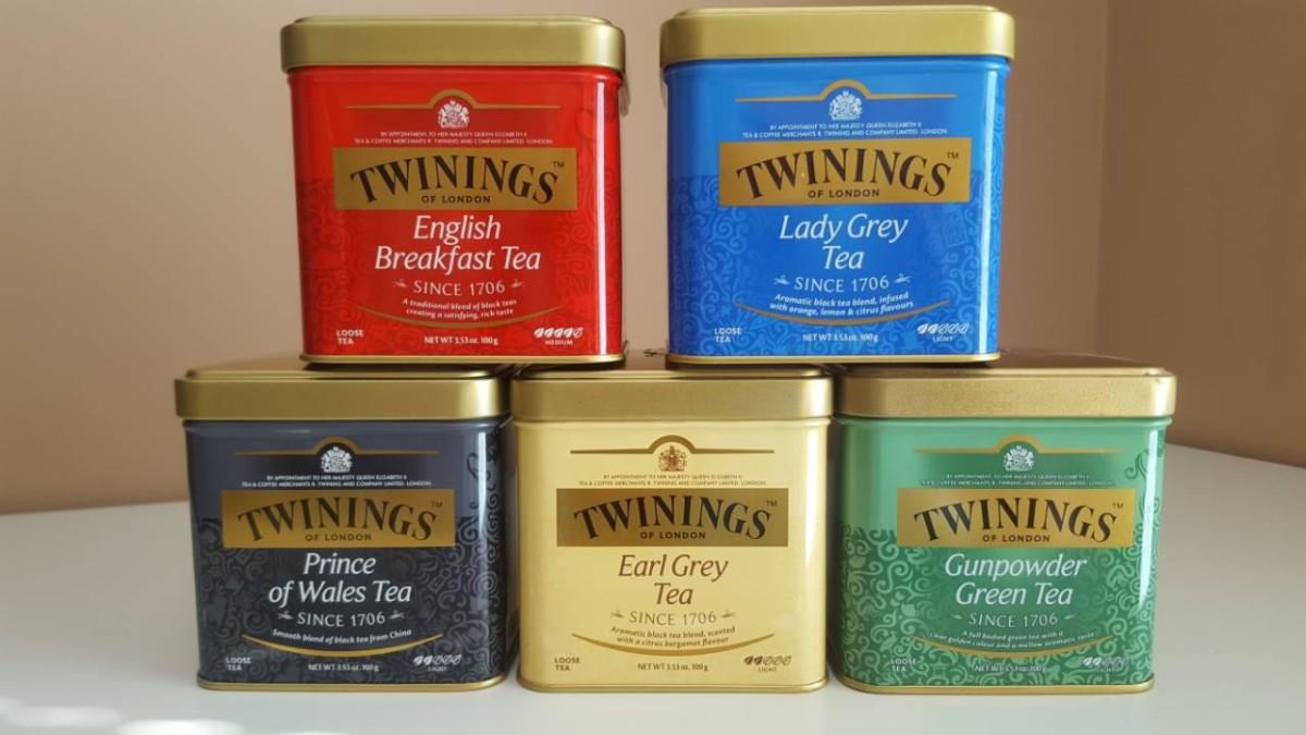 Во время Второй мировой войны она была поставщиком чая для военных