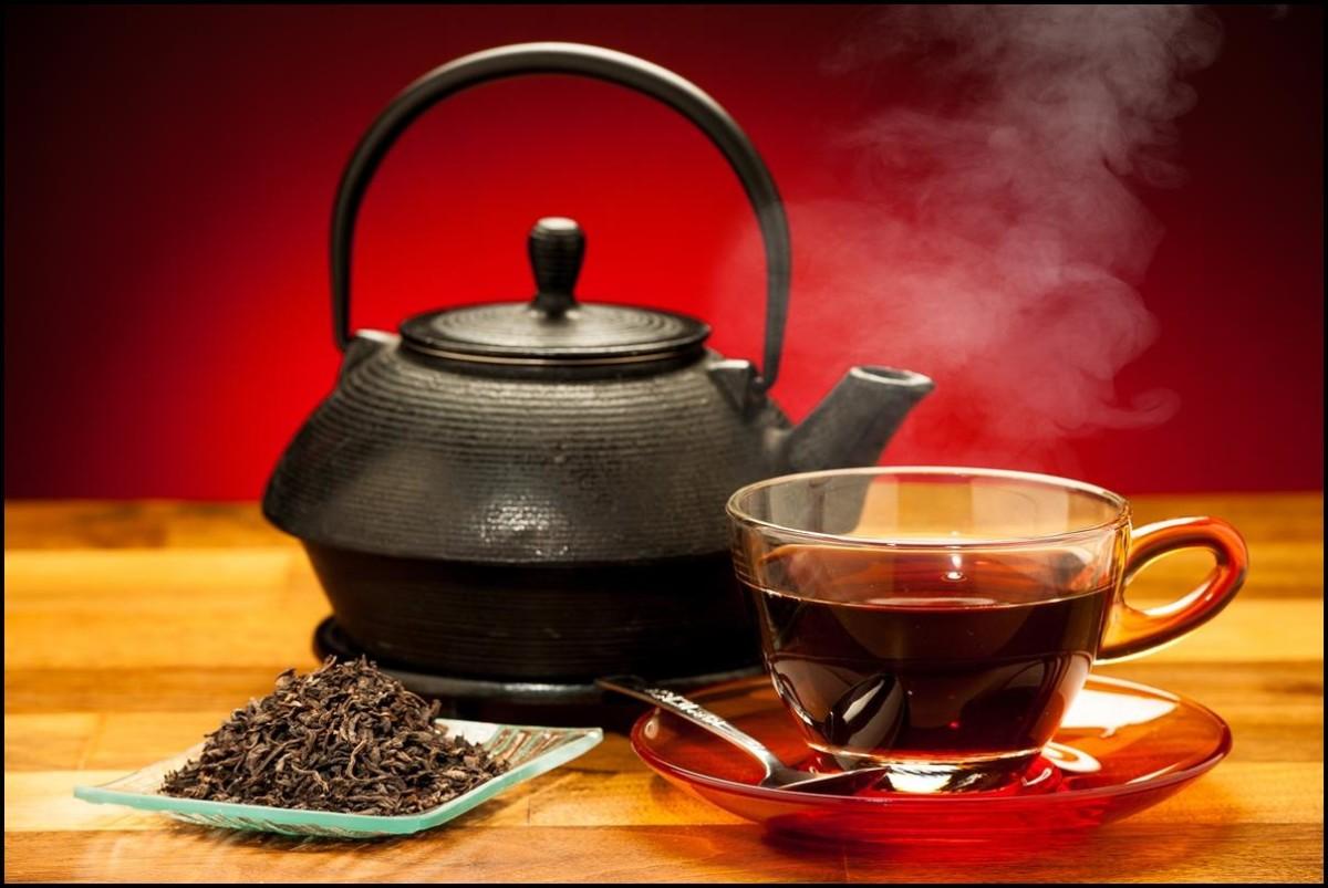 Какой чай пить для сна