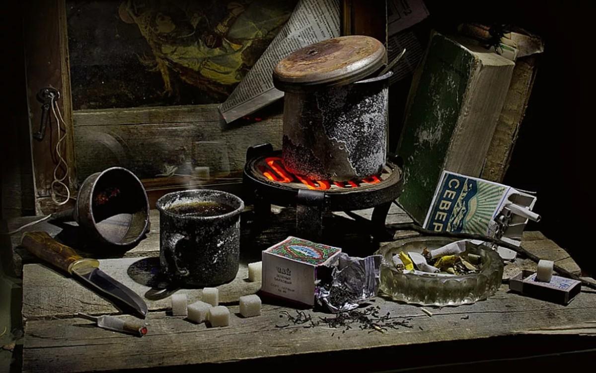 чифир чай вред