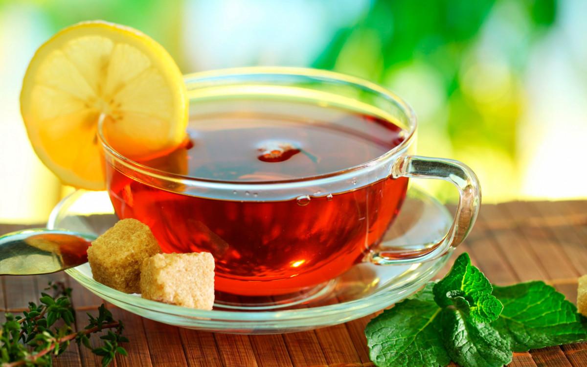 картинка кружка чая с лимоном молятся