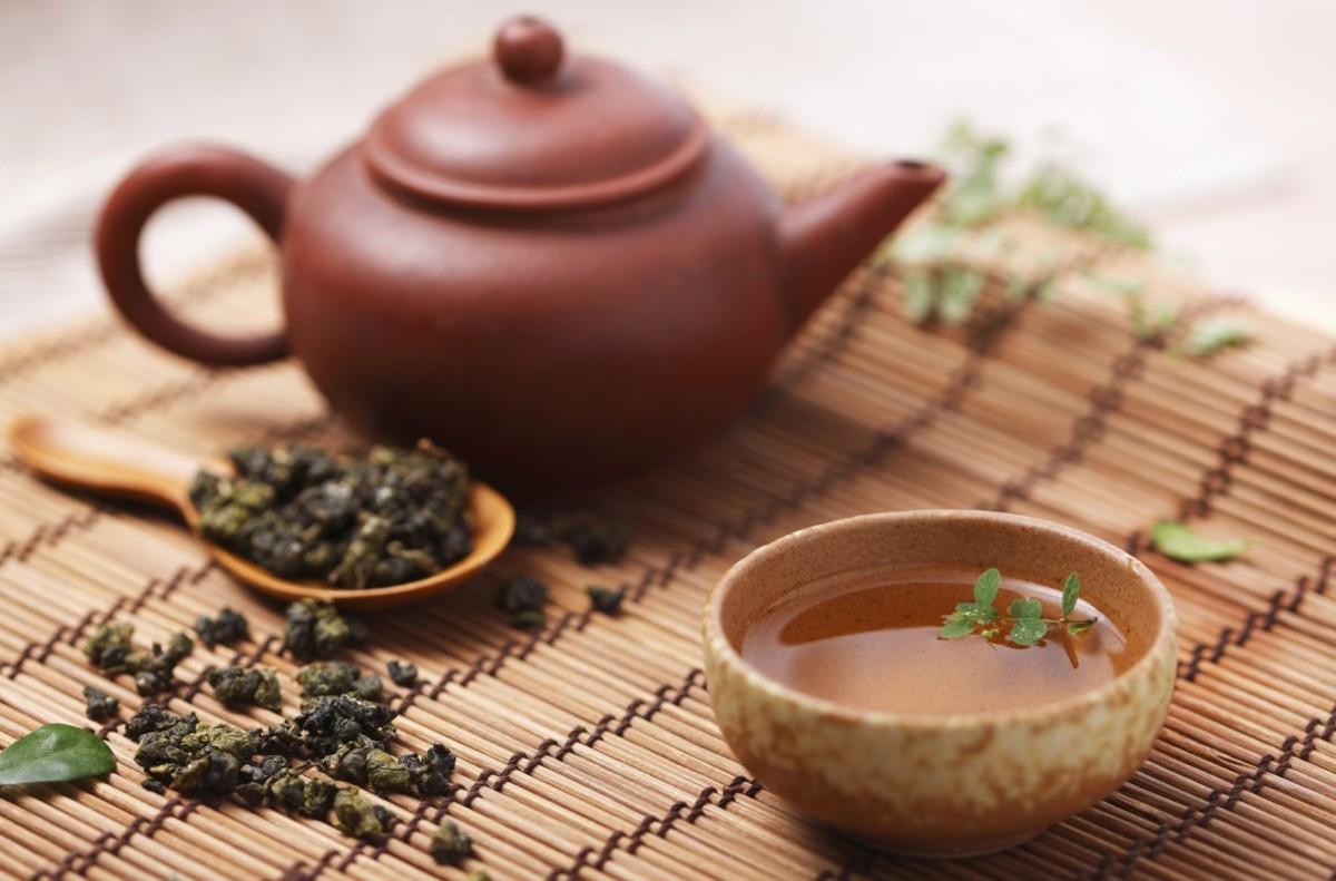 Пиала с чаем