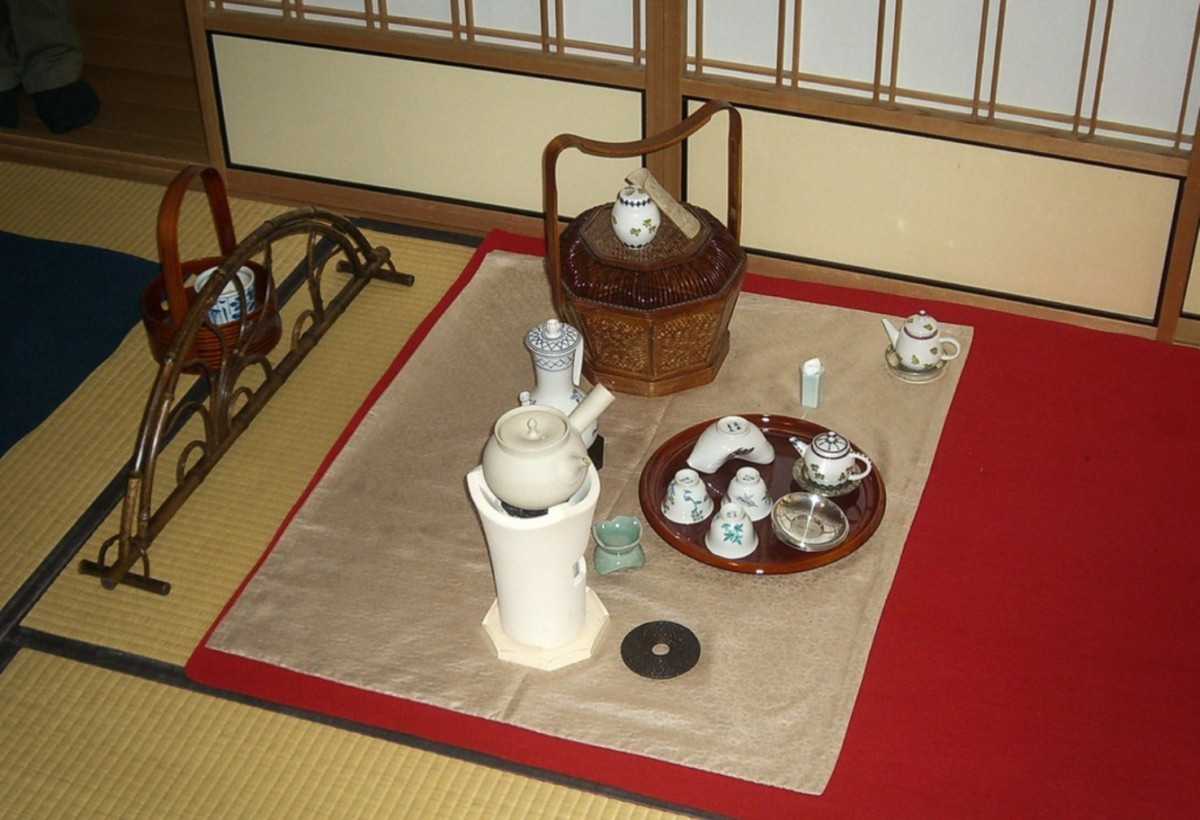 Церемония чаепития