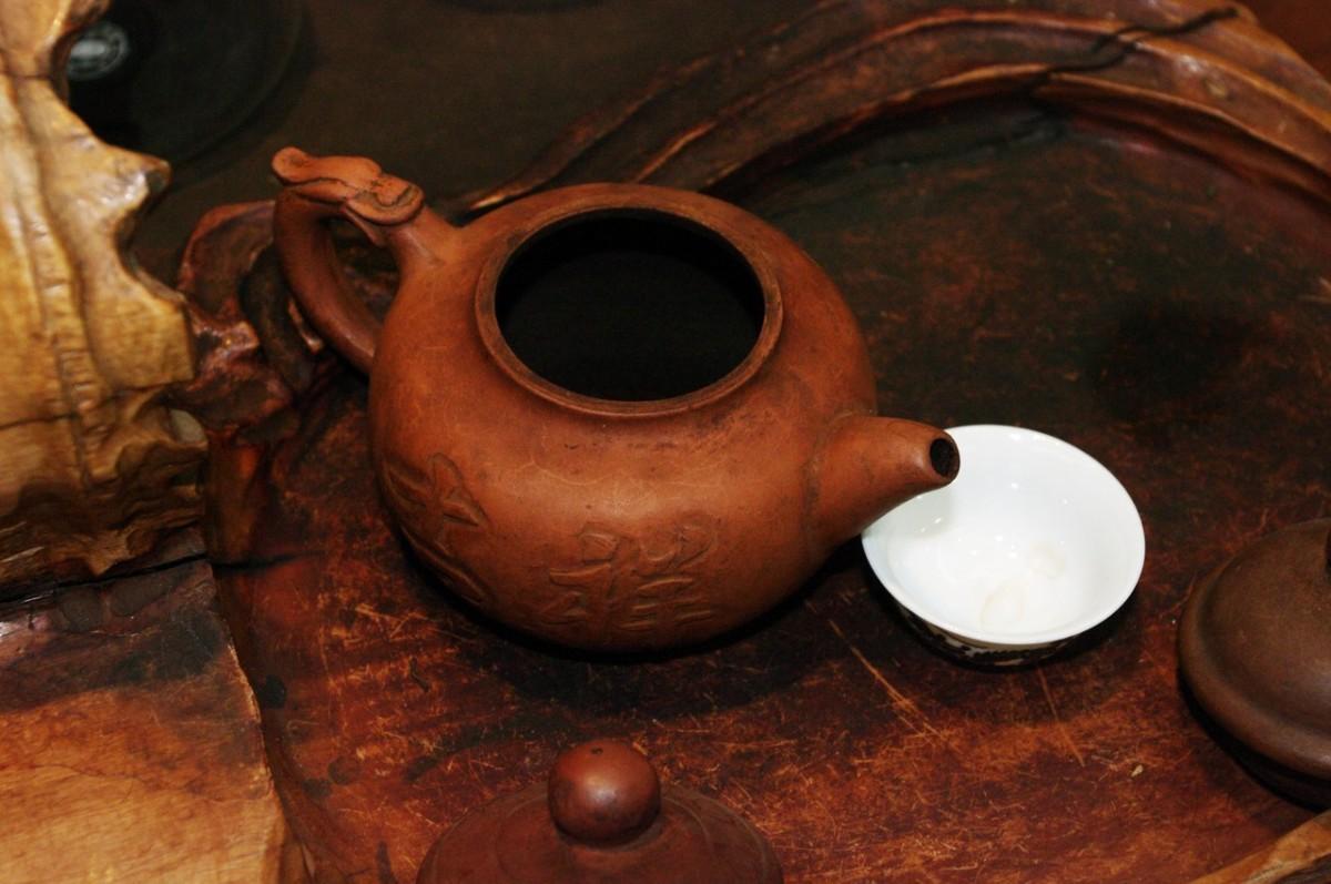 Чайник - самая популярная вещь для заваривания чая