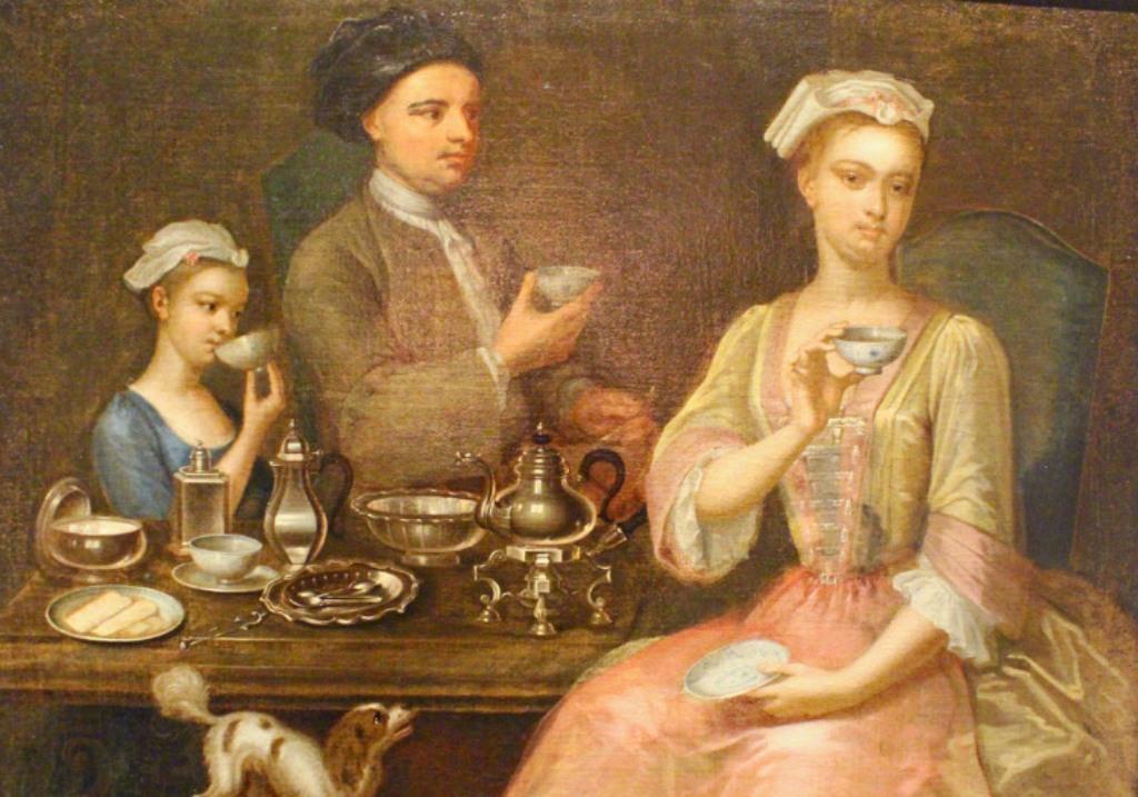 Чайная церемония в 5 часов вечера - еще одна важная традиция для жителей Англии