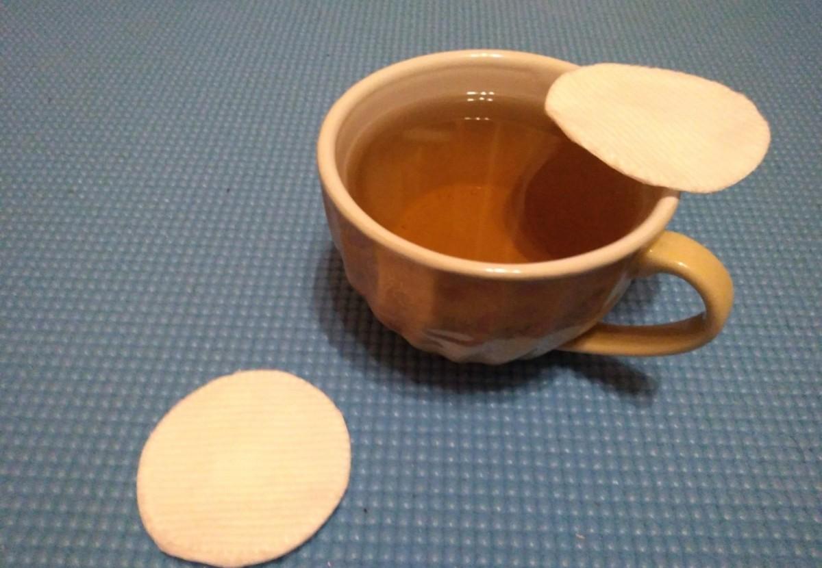 Чай для компресса