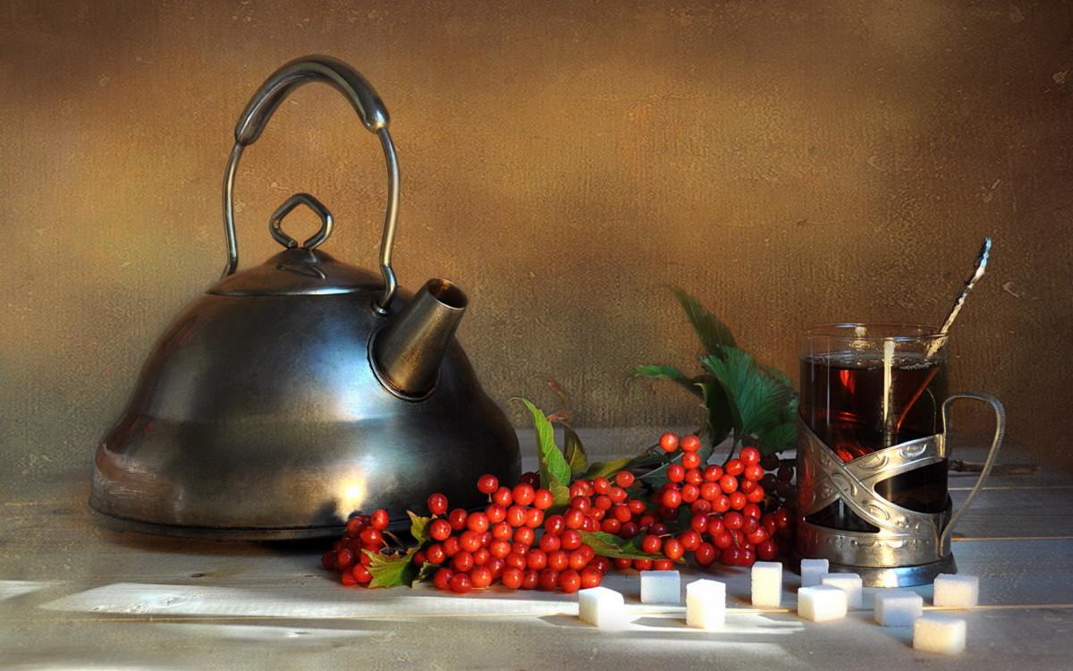 Калина – средство, с помощью которого организм получает необходимое количество природных витаминов
