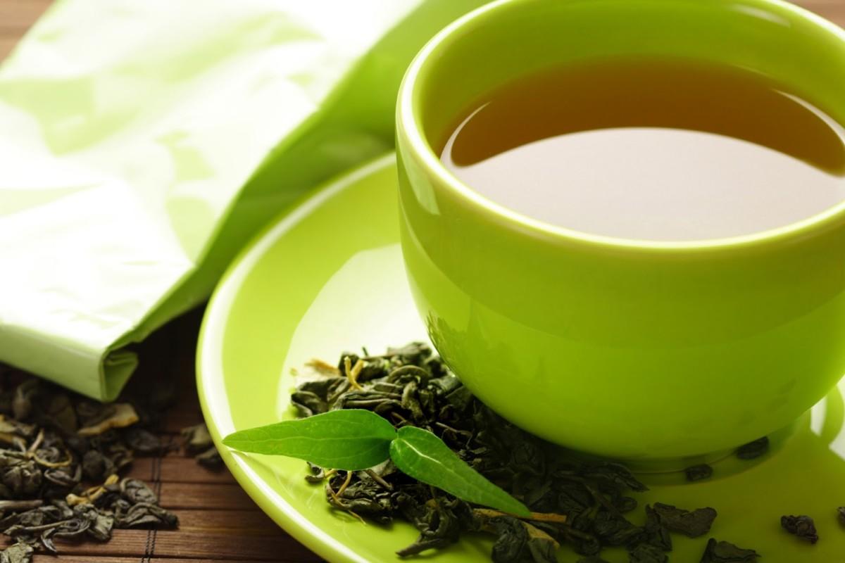 Зелёный чай Молочный улун
