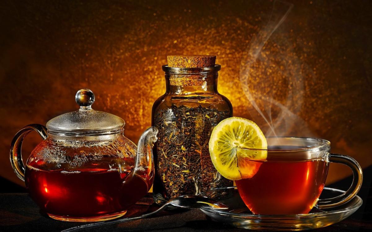 Чайная композиция