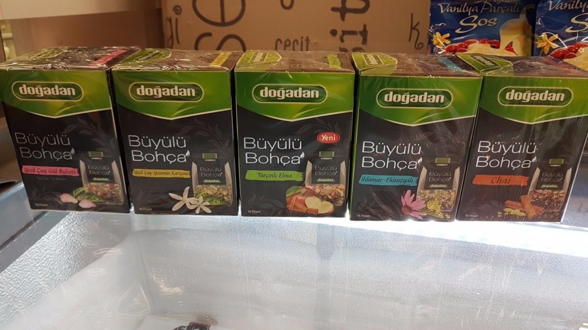 Доадан заняли нишу выпуска травяных лечебных чаев