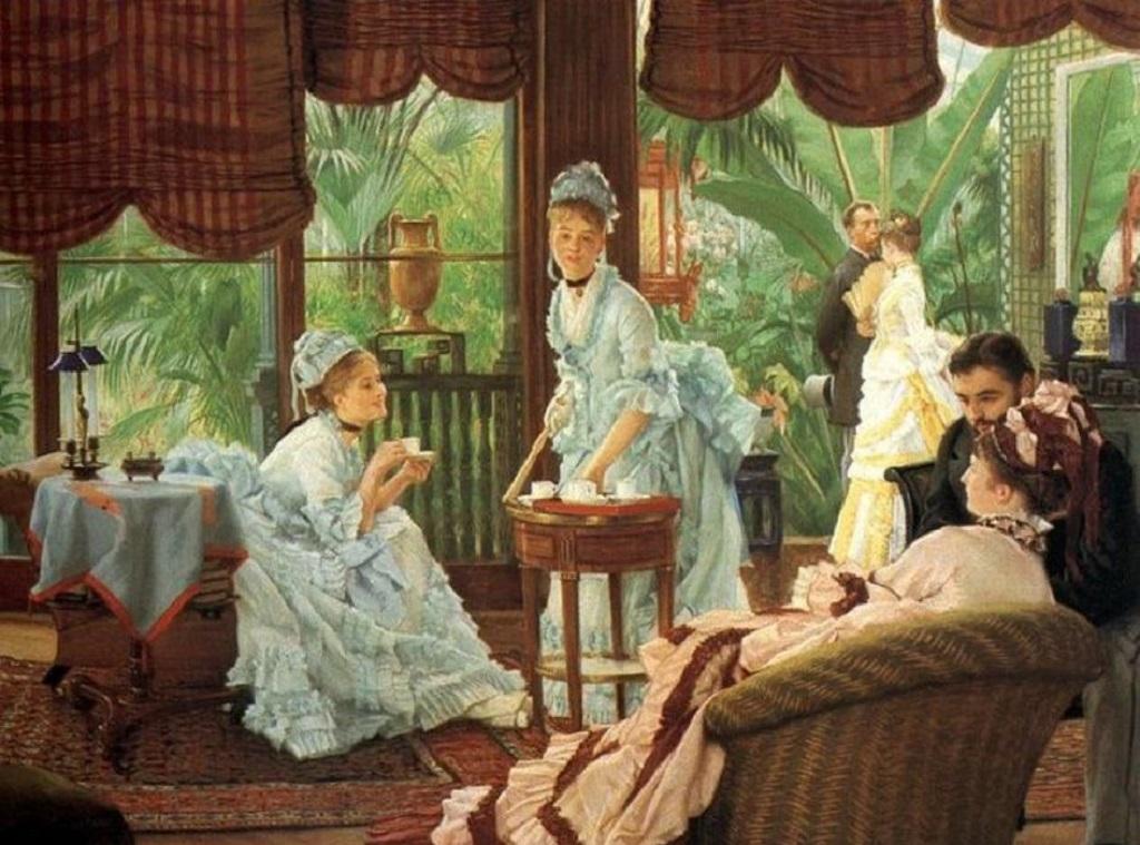 Чайные танцы стали важным атрибутом церемонии