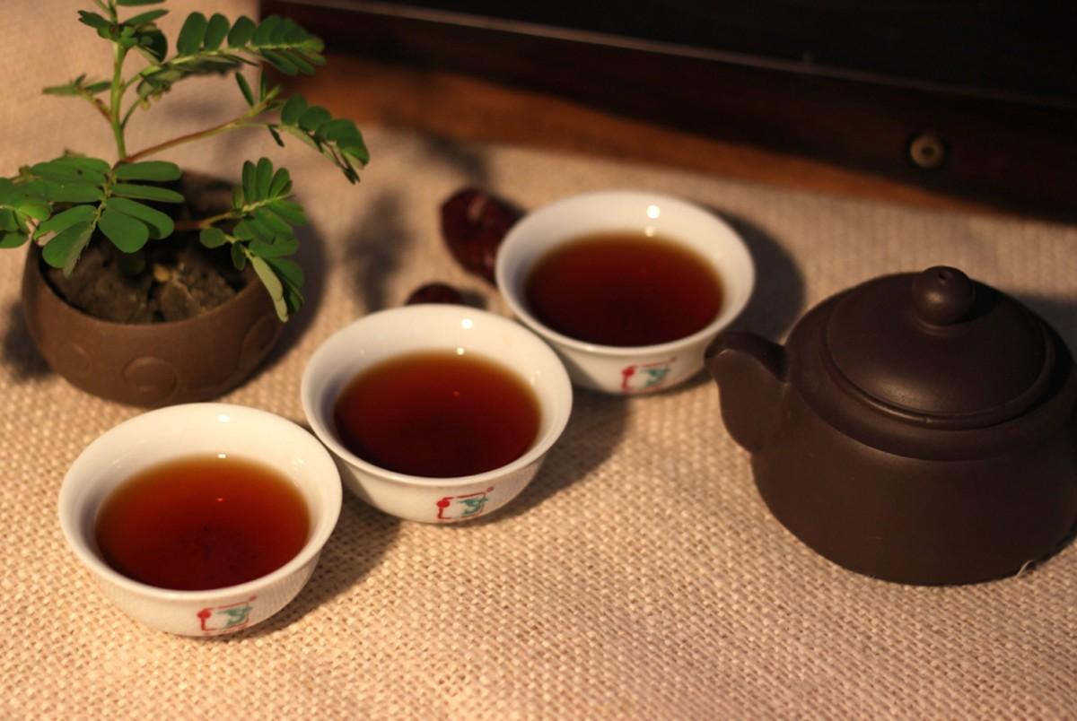 Чайный натюрморт