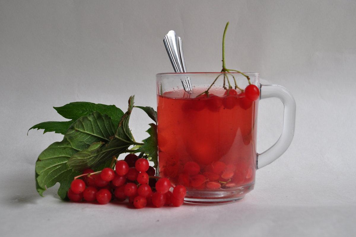 Классический рецепт с калиной рекомендуется при появлении простудных заболеваний