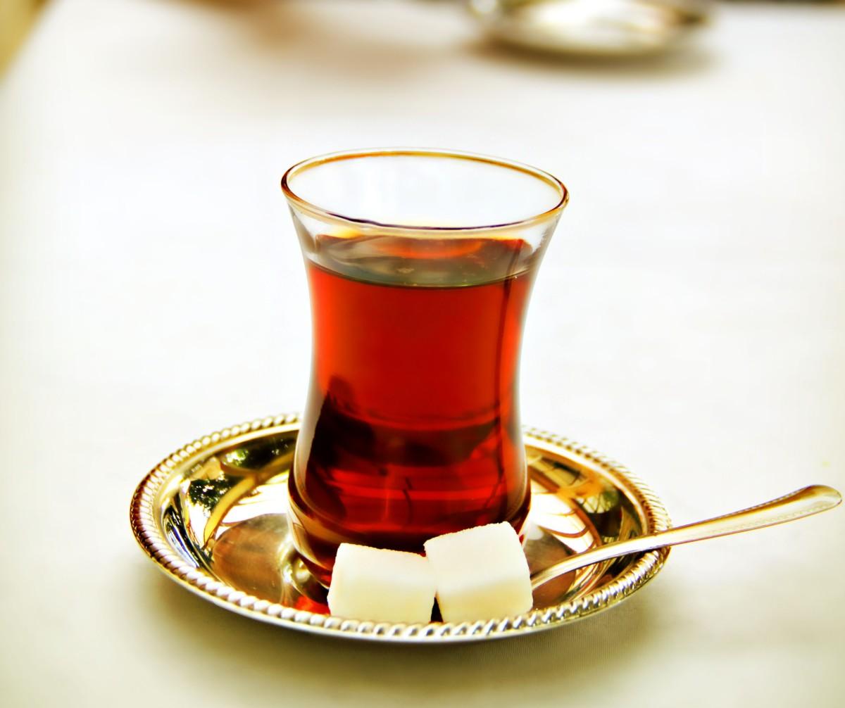 В других странах турецкий чай - редкость