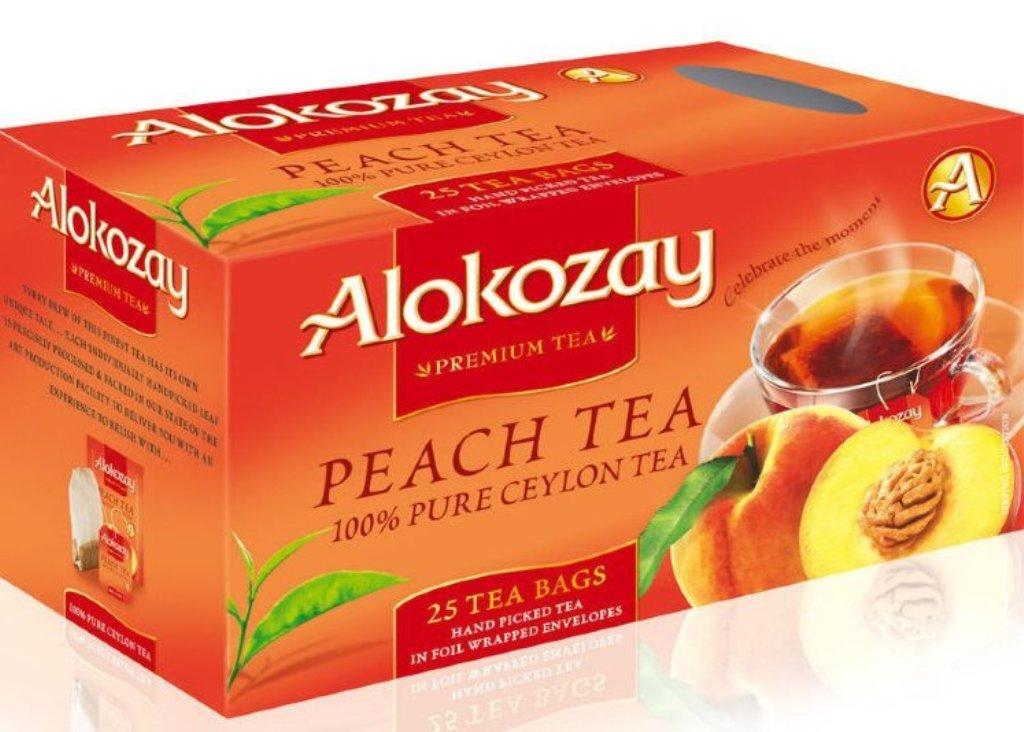 Ароматные чаи с соком ягод и дольками фруктов пользуются большим спросом