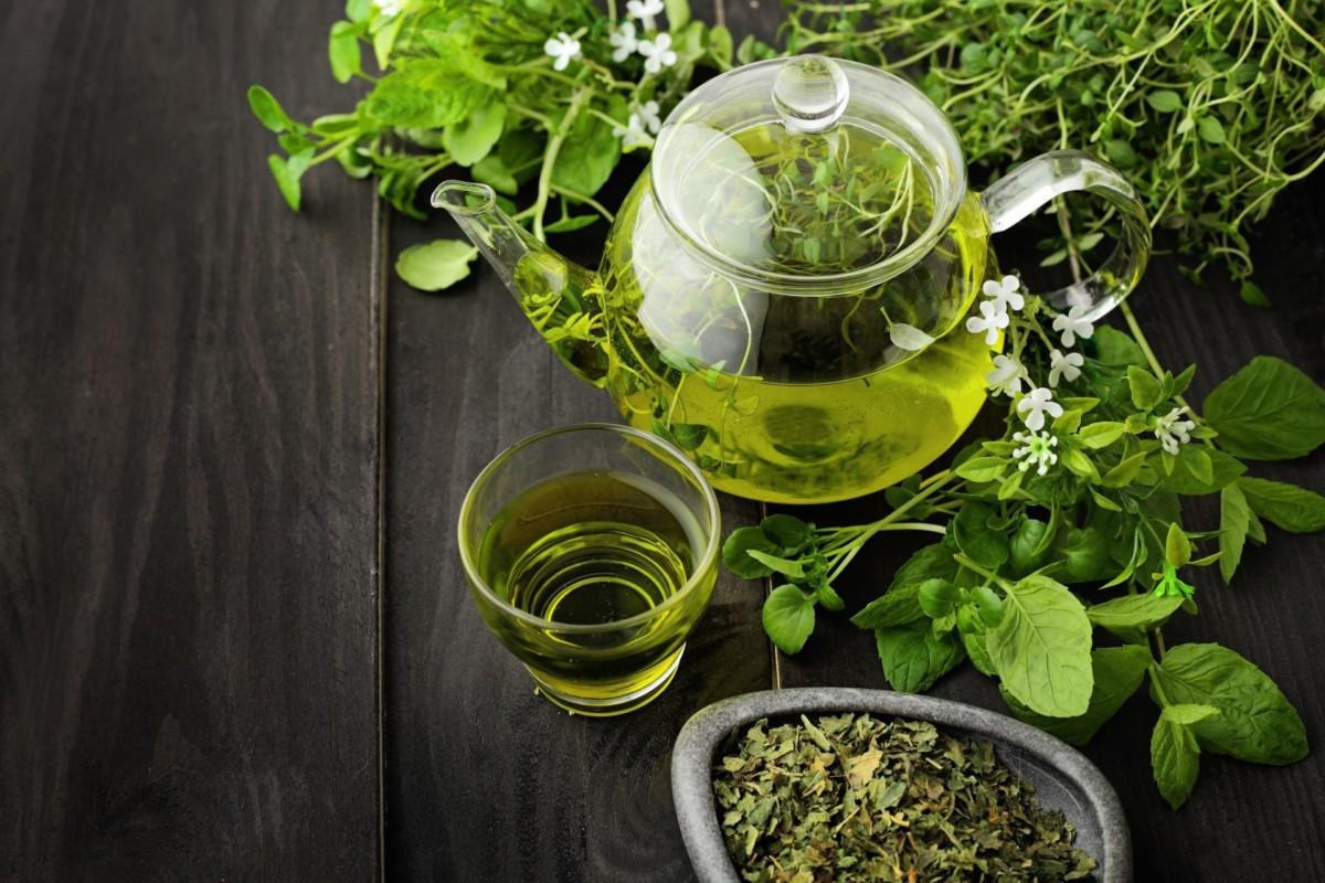 Травы и чай