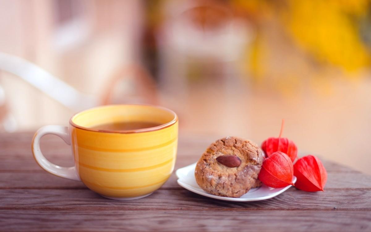 Чаепитие на свежем воздухе