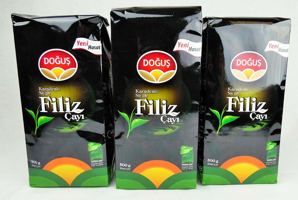 Помимо россыпного доуш предоставляет и пакетированный травяной чай