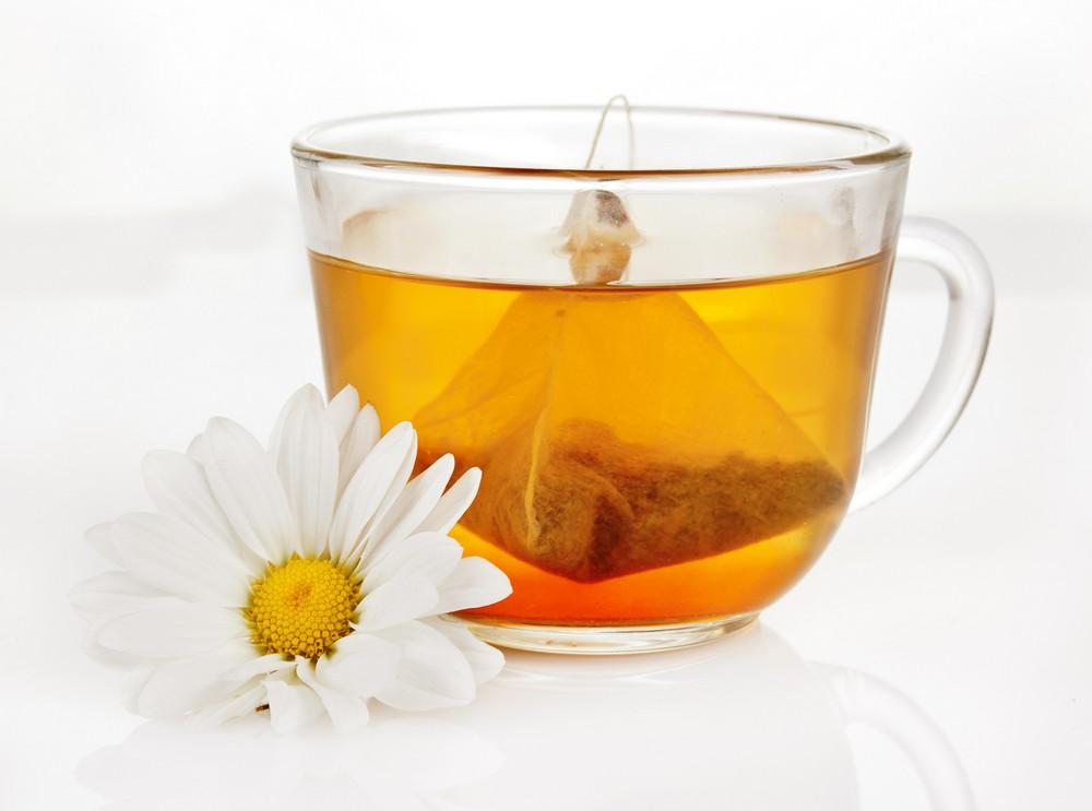 Чайный напиток ромашка