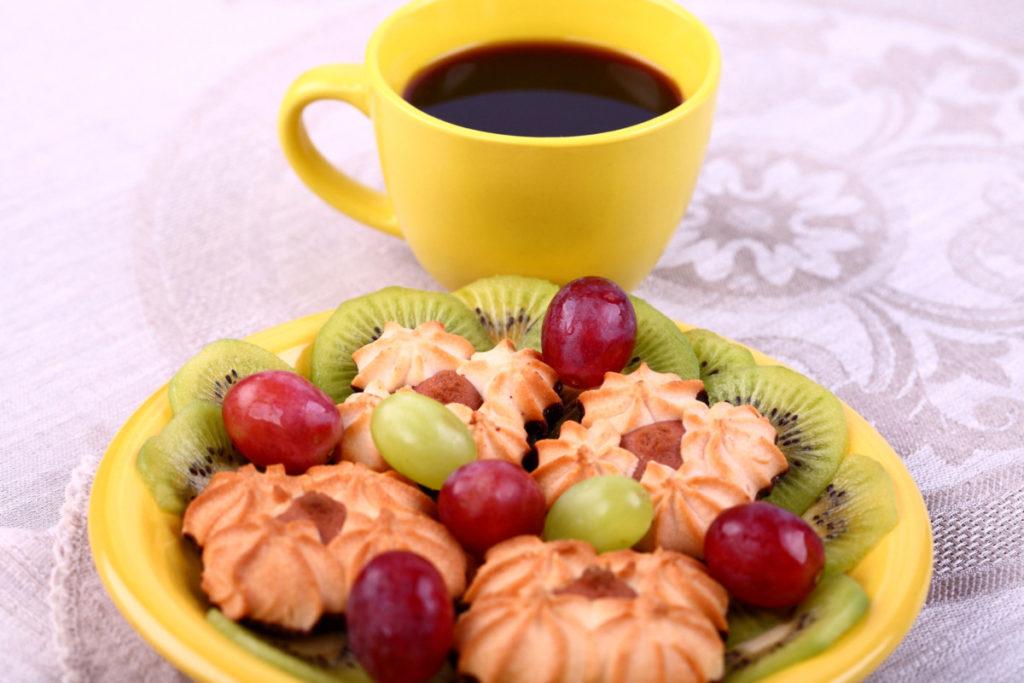 с чем пить чай не сладкое