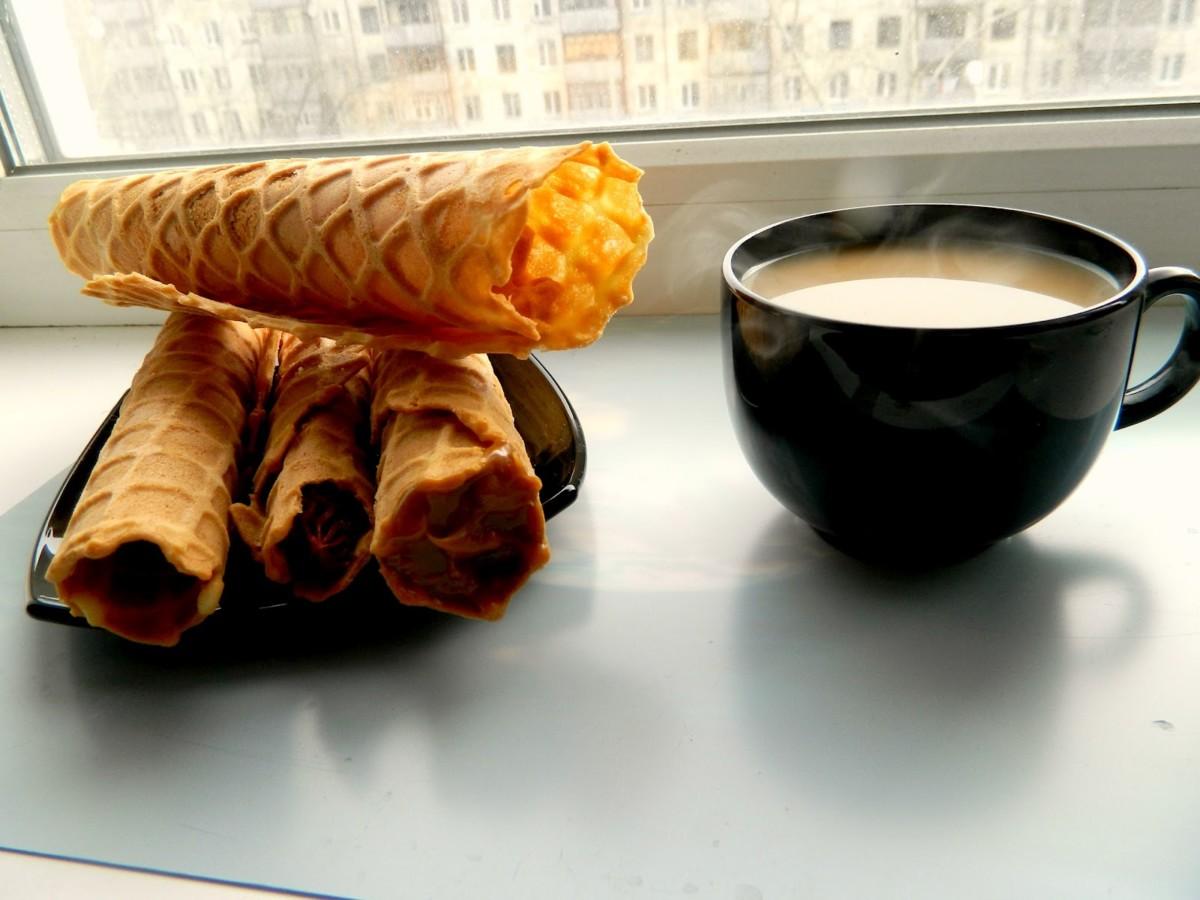 Чай со сгущенкой