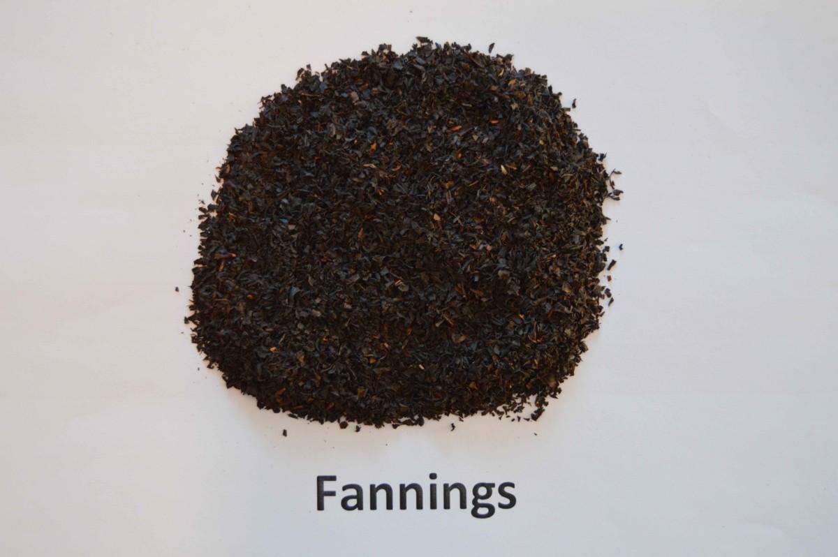Чайная крошка FANNINGS
