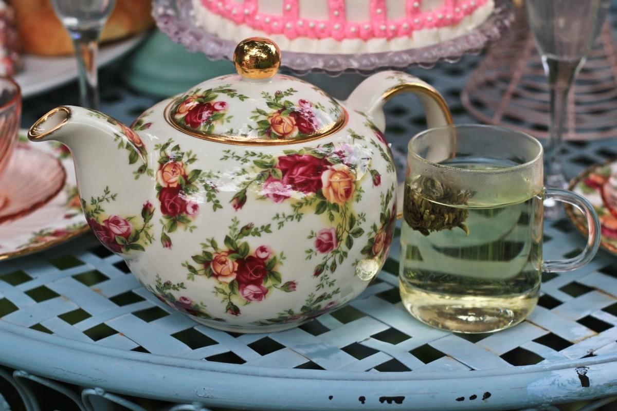 Ритуал приготовления чая имеет свои особенности
